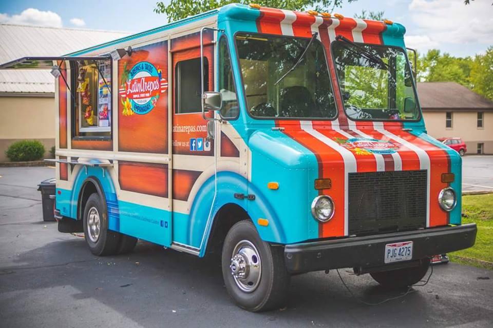 Arepa Food Truck